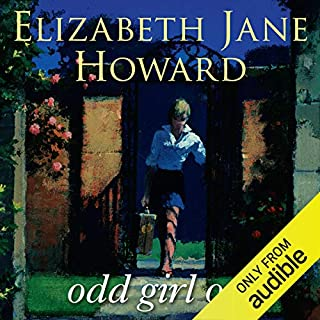 Odd Girl Out                   By:                                                                                                                                 Elizabeth Jane Howard                               Narrated by:                                                                                                                                 Eleanor Bron                      Length: 9 hrs and 40 mins     31 ratings     Overall 4.3