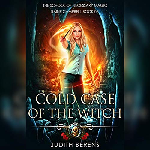 Couverture de Cold Case of the Witch