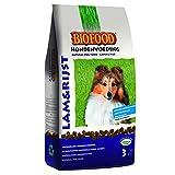 Pienso Cordero y Arroz biofood–3kg–perro