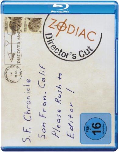 Zodiac - Die Spur des Killers [Blu-ray] [Director's Cut]