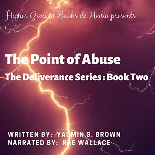 The Point of Abuse Audiobook By Yasmin S. Brown cover art
