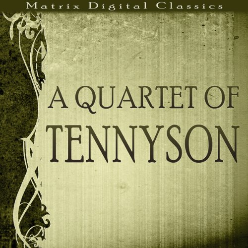 A Quartet of Tennyson     Enoch Arden, Guinevere, Marianna, The Kraken              By:                                                                                                                                 Alfred Tennyson                               Narrated by:                                                                                                                                 Helen Elizabeth G                      Length: 1 hr and 15 mins     2 ratings     Overall 3.0