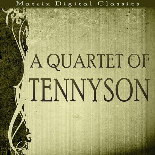 A Quartet of Tennyson cover art