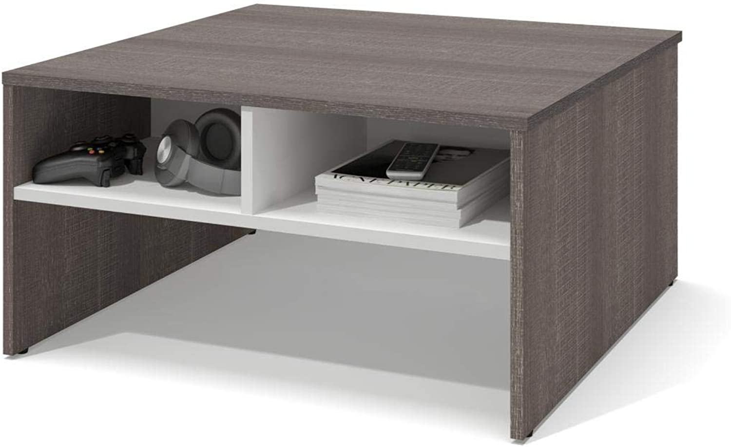 """29.5"""" Coffee Table with Storage - Small Space by Bestar"""