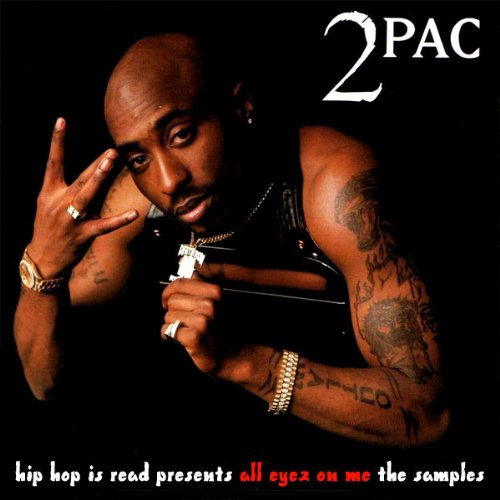2pac: All Eyez on Me – Book 1 (English Edition)