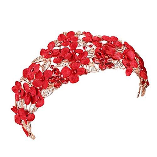 Bien Design Rétro style chinois Matériau Alliage Peignes Décoration de mariage