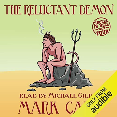 The Reluctant Demon audiobook cover art