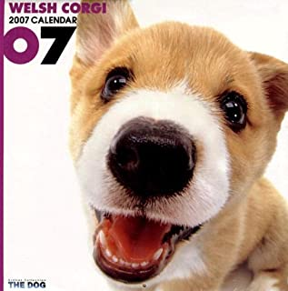 Welsh Corgi 2007 Calendar (Artlist Collection: The Dog)