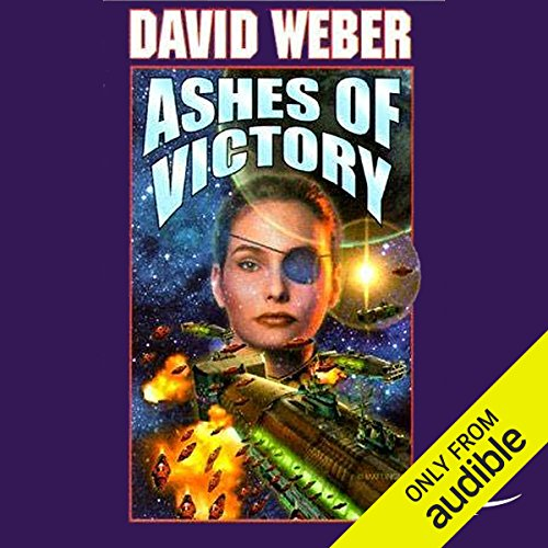 Ashes of Victory     Honor Harrington, Book 9              By:                                                                                                                                 David Weber                               Narrated by:                                                                                                                                 Allyson Johnson                      Length: 25 hrs and 45 mins     22 ratings     Overall 4.6