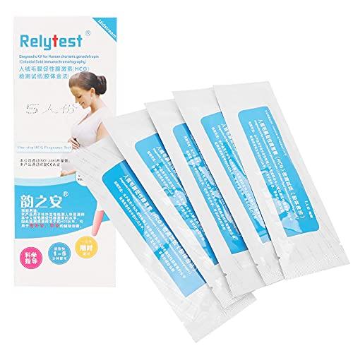 Volwassen Vrouwelijke Vrouwen Zwangere Snelle Test 5 Stks Hcg Vroege Zwangerschapstest Pen