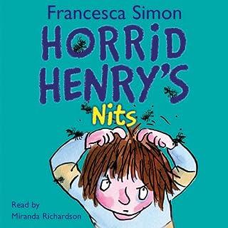 Horrid Henry's Nits cover art