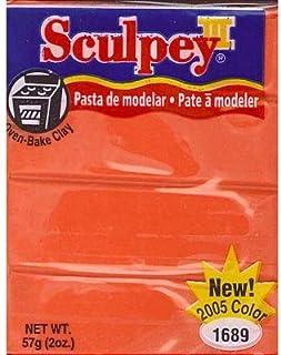 Sculpey III Polymer Clay 2oz Bar-Sunset