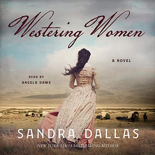 Westering Women audiobook cover art