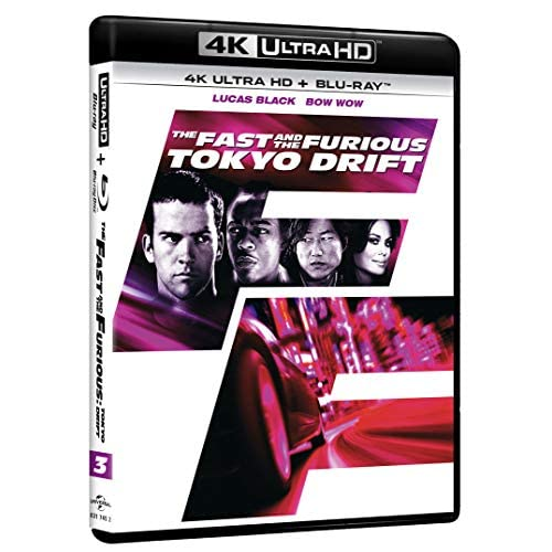 Fast & Furious 3 (4K+Blr)
