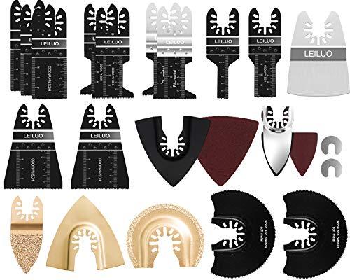 madera para cuchillos de la marca LEILUO