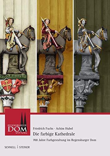 Die farbige Kathedrale: 700 Jahre Farbgestaltung im Regensburger Dom (Regensburger Domstiftung, Band 5)