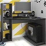 Parisot of France Corner Gaming Desk Workstation