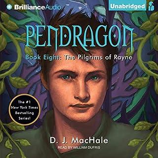 The Pilgrims of Rayne cover art