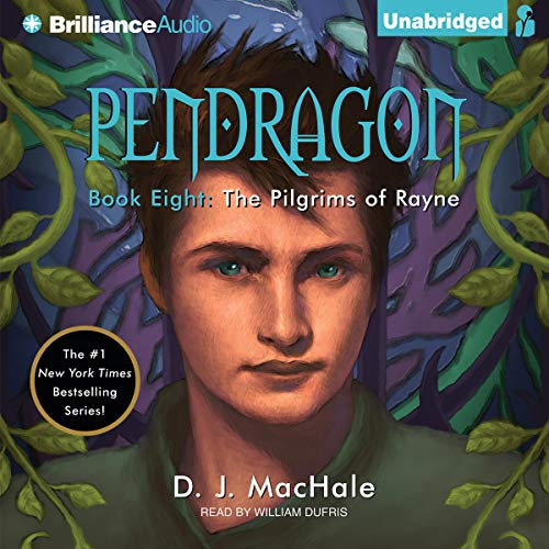 The Pilgrims of Rayne audiobook cover art