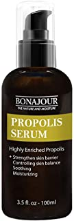 [BONAJOUR] Propolis Serum - The Best Natural Propolis Extract Soothing Gel For Sensitive Skin 3.5 fl.oz (anti-acne, moisturizing, soothing, nutrition)