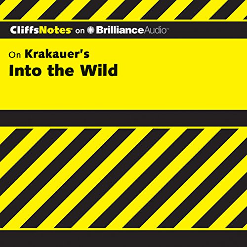Into the Wild: CliffsNotes audiobook cover art