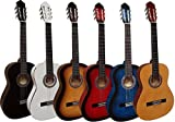 Chitarra Classica 4/4(adulto) 6colori a scelta, neutro...