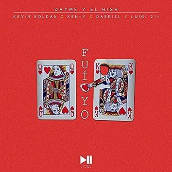 Fui Yo (feat. Ken-Y, Darkiel & Luigi 21 Plus)