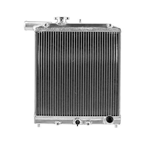 CXRacing Aluminum Radiator For 92-00 Honda Civic EG/EK K20 Engine