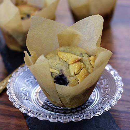 Galileo: Blaubeer-White Chocolate Muffin von Soulfood LowCarberia 75g