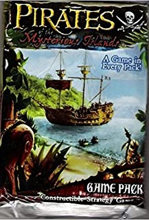 Pirates of The Mysterious Islands Game Pack