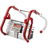 Kidde Escape Ladder, Three-Story, 25'