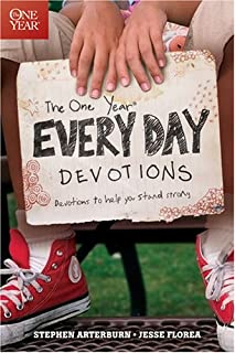 The One Year Every Day Devotions: Devotions to help you stand strong 24/7
