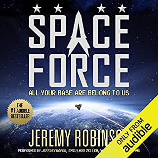 Space Force cover art