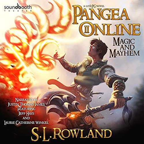 Pangea Online 2: Magic and Mayhem cover art