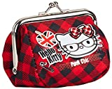 Hello Kitty- Monedero Bombón, Color Morado (Karactermania 41679)