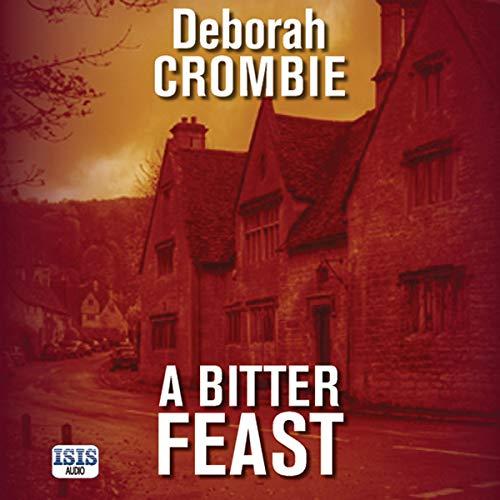A Bitter Feast audiobook cover art