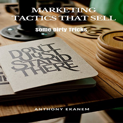Marketing Tactics That Sell audiobook cover art