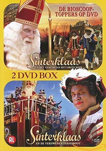 Sinterklaas - Het Geheim Van Het Grote Boek + Sinterklaas - De Verdwenen Pakjes Boot (DVD) 1999