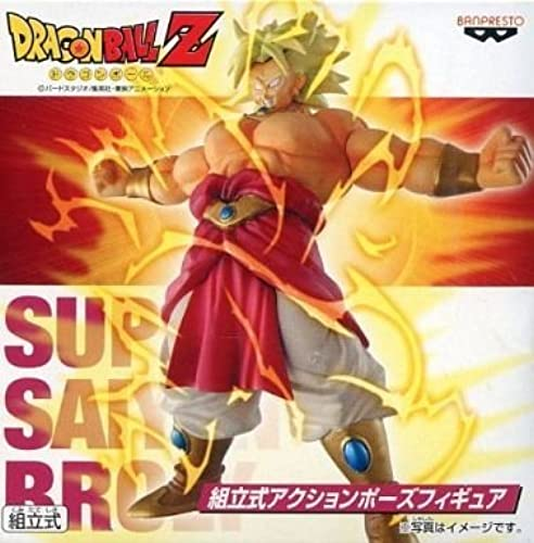Dragon Ball Z prefabricated action pose figure bath Lee separately