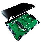 "ZTC Sky 2.5"" Enclosure mSATA SSD (Half or Full Size) to SATA III Board Adapter. 520MB/s 6.0GB/s. Model ZTC-EN007"