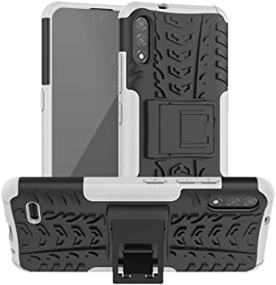 No-branded Capa para LG K22, capa híbrida para LG K22, proteção de camada dupla à prova de choque, capa híbrida resistente...