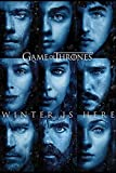 Game of Thrones - Poster - Winter is Here + Ü-Poster