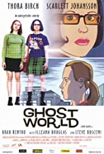 Ghost World Poster B 27x40 Thora Birch Scarlett Johansson Steve Buscemi