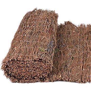 MALLA BREZO OCULTACION media 1,4-1,6 kg/m2 para jardín. (2 x 5 m): Amazon.es: Bricolaje y herramientas