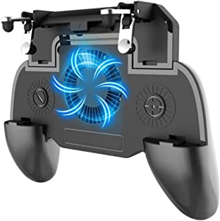LOAZRE HJQ controller Phone Handle 4 In 1 Mobile Game Controller