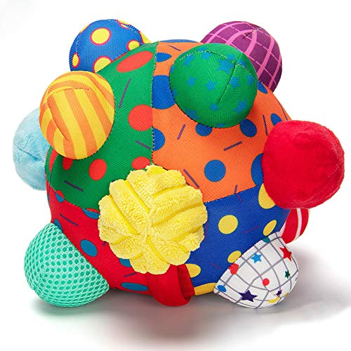 teytoy Chuckle Ball for Baby Music Shake Dancing Balls with Safe USB...