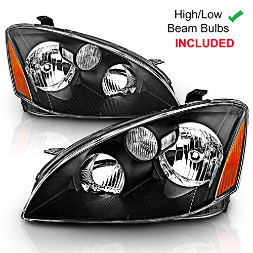 02 altima headlights assembly - 9