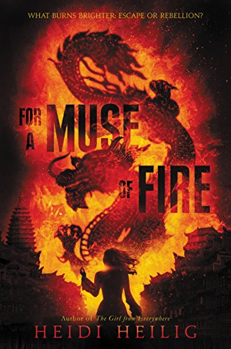 For a Muse of Fire (Shadow Players Trilogy)