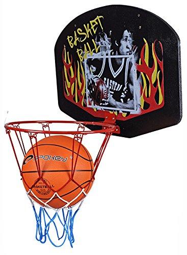 Basketballkorb mit Ball Basketball Korb Set Basketballspiel Manschaftssport Basketballspieler