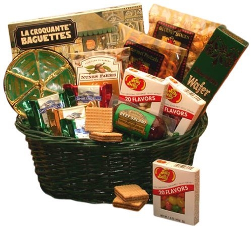 Organic Stores The Gourmet Choice Gift Basket
